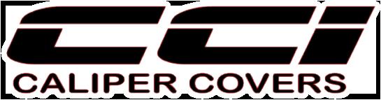 CCI Caliper Covers Logo